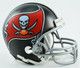 Tampa Bay Buccaneers 2014-2019 Throwback Riddell Mini Football Helmet