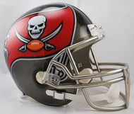 Tampa Bay Buccaneers Riddell Full Size Replica Helmet (New Logo for 2014)