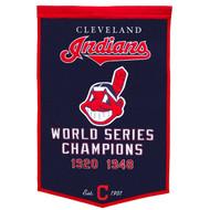 Cleveland Indians Dynasty Banner