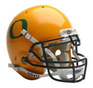Oregon Ducks Schutt Yellow Full Size Authentic Helmet