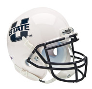Utah State Aggies Schutt Mini Authentic Helmet