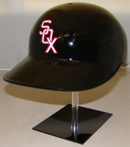 Chicago White Sox Rawlings 1950-63 Throwback Full Size NEC Baseball Batting Helmet