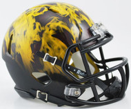 Arizona State Sun Devils FLAME Revolution SPEED Mini Helmet