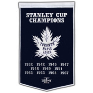 Toronto Maple Leafs Dynasty Banner