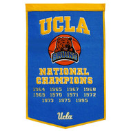 UCLA Bruins Dynasty Banner