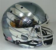 Oregon Ducks Smoke Wing Schutt Full Size Replica XP Football Helmet