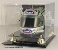DELUXE Mini Nascar Racing Helmet Display