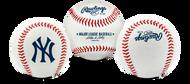 "New York Yankees Rawlings ""The Original"" Team Logo Baseball"