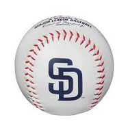"San Diego Padres Rawlings ""The Original"" Team Logo Baseball"