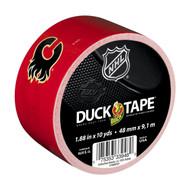 Calgary Flames NHL Team Logo Duct Tape