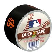 San Francisco Giants MLB Team Logo Duct Tape