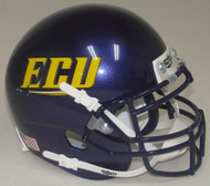 East Carolina Pirates Alternate 1 Schutt Mini Authentic Helmet