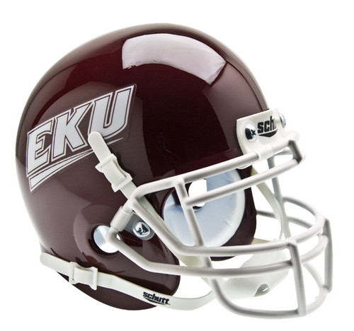Eastern Kentucky Colonels Schutt Mini Authentic Football Helmet