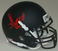 Eastern Washington University Eagles Black Schutt Mini Authentic Helmet