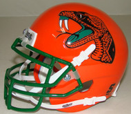 Florida A&M Rattlers Schutt Mini Authentic Helmet