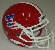 Louisiana Tech Bulldogs Alternate Schutt Mini Authentic Helmet
