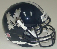 Memphis Tigers Alternate M Schutt Mini Authentic Football Helmet