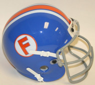 Florida Gators 1964-65 Schutt Throwback Mini Authentic Helmet