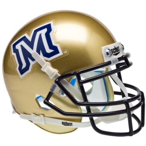 Montana State Bobcats Schutt Mini Authentic Football Helmet