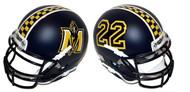 Murray State Racers Schutt Mini Authentic Helmet