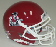 New Mexico State Aggies Schutt Mini Authentic Helmet