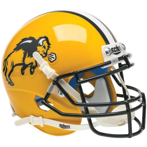 North Dakota State Bison Schutt Mini Authentic Football Helmet