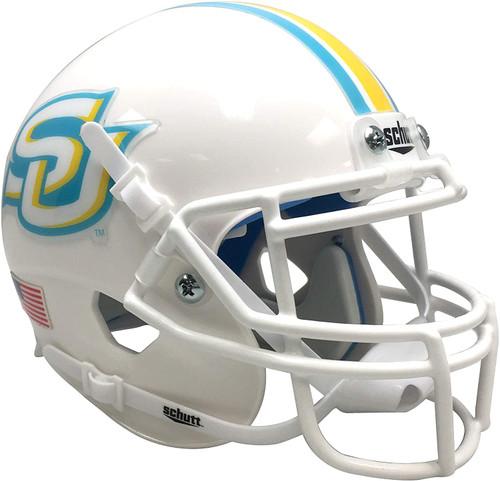 Southern Jaguars Schutt Mini Authentic Mini Football Helmet