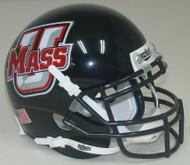 University of Massachusetts Schutt Mini Authentic Helmet