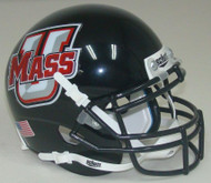 University of Massachusetts Schutt Mini Authentic Football Helmet