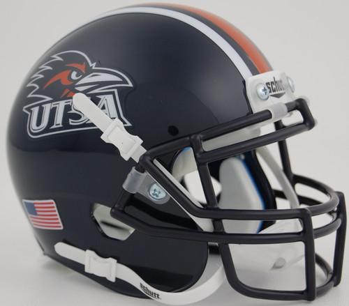 UTSA Roadrunners Schutt Mini Authentic Football Helmet