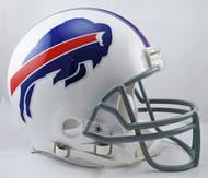 Buffalo Bills Riddell Full Size Authentic Proline Helmet