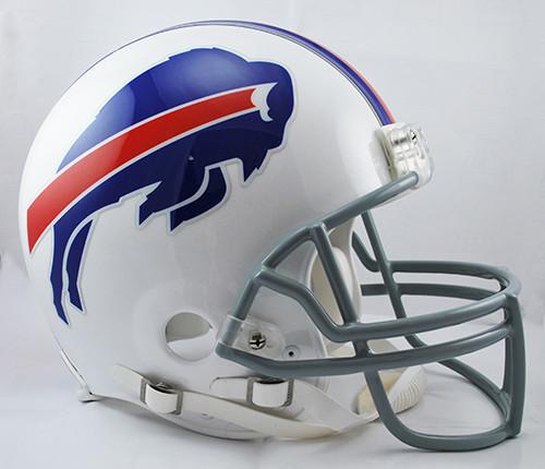 Buffalo Bills Riddell Full Size Authentic Proline Helmet