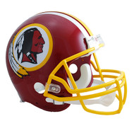 Washington Redskins 1982 Throwback Riddell Full Size Authentic Helmet