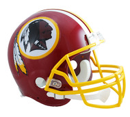 Washington Redskins 1978-03 Throwback Riddell Full Size Authentic Helmet