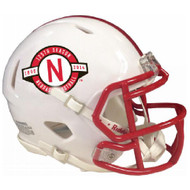 Nebraska Cornhuskers 125th Anniversary Special Revolution SPEED Mini Helmet