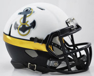 Navy Midshipmen Special 2012 Alternate Revolution SPEED Mini Helmet