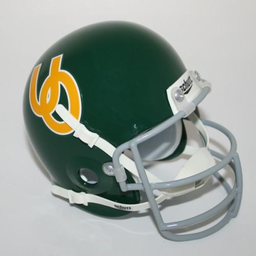 Oregon Ducks 1967 Schutt Throwback Mini Authentic Football Helmet