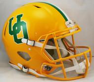 Oregon Ducks Throwback Riddell Full Size Authentic SPEED Proline Helmet