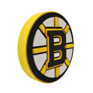Boston Bruins 3D Fan Foam Logo Sign