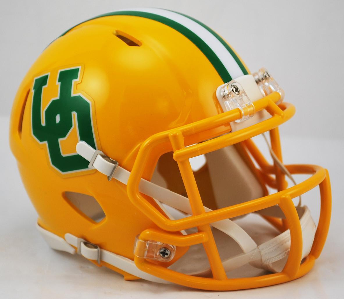 Oregon Ducks (Throwback) NCAA Riddell Speed Mini Helmet. Riddell · Image 1 15fcb7da5