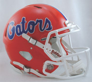 Florida Gators NEW Riddell Full Size Authentic SPEED Helmet