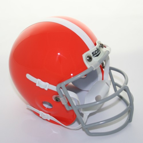 Texas Longhorns 1951-57 Schutt Throwback Mini Authentic Football Helmet