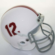 Alabama Crimson Tide 1965 Schutt Throwback Mini Authentic Helmet
