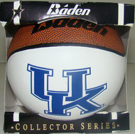 "Kentucky Wildcats Mini 5"" Autograph Basketball"