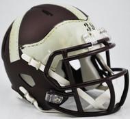 Texas A&M Aggies 1939 HydroFX NCAA Riddell SPEED Mini Helmet