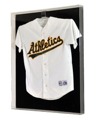 Deluxe Acrylic Jersey Case - Small - Black Backing
