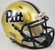 Pittsburgh Panthers (Pitt) SCRIPT Revolution SPEED Mini Helmet
