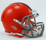 Cleveland Browns 2006-2014 Throwback Revolution SPEED Mini Helmet