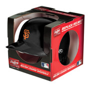 San Francisco Giants MLB Rawlings Replica MLB Baseball Mini Helmet