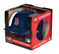 Boston Red Sox MLB Rawlings Replica MLB Baseball Mini Helmet